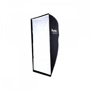 Phottix Raja Mouse Quick-Folding softbox 60x120cm + grid + montura Bowens3