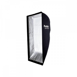 Phottix Raja Mouse Quick-Folding softbox 60x120cm + grid + montura Bowens1