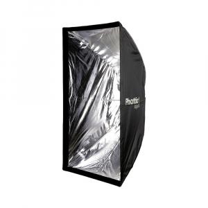 Phottix Raja Quick-Folding Softbox 80x120cm + grid + montura Bowens1