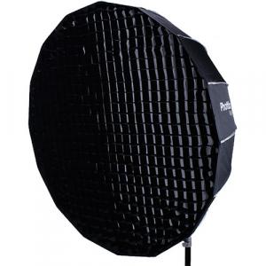 Phottix Raja Quick-Folding Softbox parabolic 105cm + grid + montura Bowens1