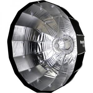 Phottix Raja Quick-Folding Softbox parabolic 85cm + montura Bowens [3]