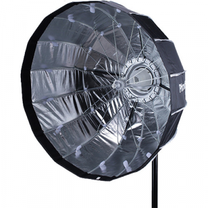 Phottix Raja Quick-Folding Softbox parabolic 65cm + grid + montura Bowens1