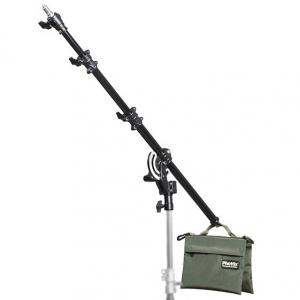 Phottix Saldo 160 + saculet contragreutate M - brat boom pentru stativ 160cm5