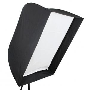 Phottix softbox portabil tip umbrela  90 x 120 cm + grid - pentru blitz extern2