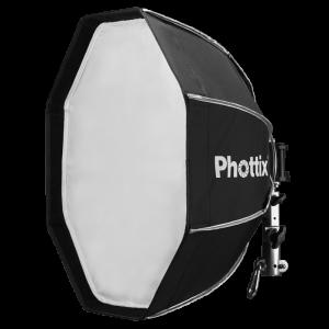 Phottix Spartan Beauty Dish, 70cm - alb interior1