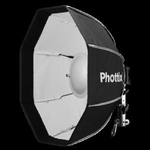 Phottix Spartan Beauty Dish, 70cm - alb interior0