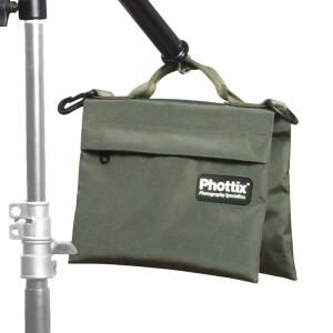 Phottix Stay-Put Sandbag II L - saculet pentru nisip1