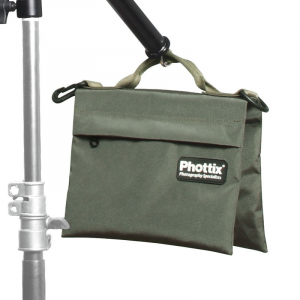 Phottix Stay-Put Sandbag II M - saculet pentru nisip1
