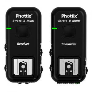 Phottix Strato II Multi 5 in 1 Kit pentru Nikon (N10 + N8 + N6)0