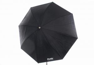 Phottix umbrela 2 straturi (argintiu / negru ) 101cm3