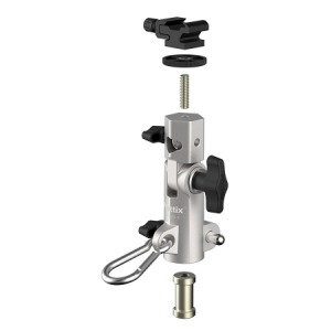Phottix Varos Pro S - suport umbrela si blitz2