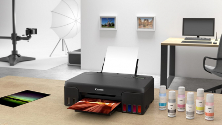 PIXMA G540 - Imprimanta foto format A4, cu rezervoare reciclabile [0]