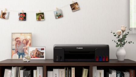 PIXMA G540 - Imprimanta foto format A4, cu rezervoare reciclabile [1]