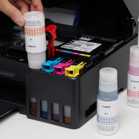 PIXMA G640 - Imprimanta foto format A4, cu rezervoare reciclabile [4]