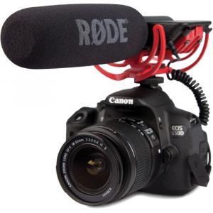 Rode Rycote VideoMic - microfon directional, compatibil DSLR, jack standard 3.5mm [3]