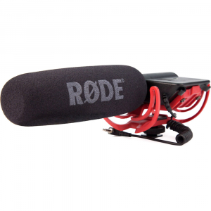 Rode Rycote VideoMic - microfon directional, compatibil DSLR, jack standard 3.5mm [0]
