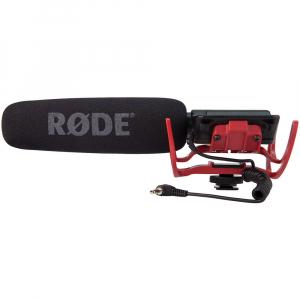 Rode Rycote VideoMic - microfon directional, compatibil DSLR, jack standard 3.5mm [1]