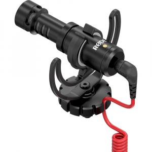Rode VideoMicro - microfon directional compact, jack standard 3.5mm0