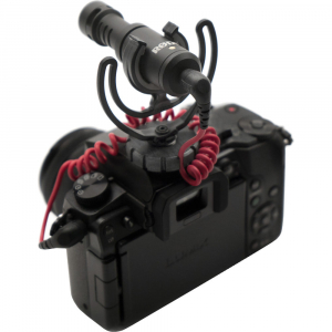 Rode VideoMicro - microfon directional compact, jack standard 3.5mm3