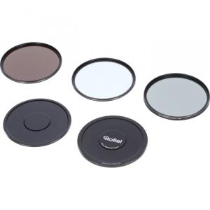 Rollei 55mm Set 3 Filtre (UV / CPL / ND8) Extremium2