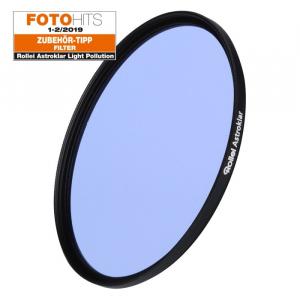 Rollei 58m AstroKlar - filtru circular pt astrofotografie0
