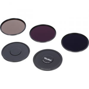 Rollei 58mm Set 3 Filtre Neutrale (ND8 / ND64 / ND1000) EXTREMIUM2