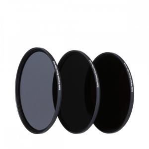 Rollei 62mm Set 3 Filtre Neutrale (ND8 / ND64 / ND1000) PREMIUM2