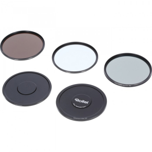 Rollei 67mm Set 3 Filtre (UV / CPL / ND8) Extremium [2]