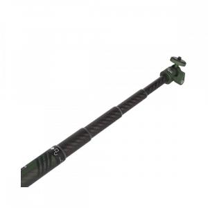 Rollei City Traveler Mono -monopied din carbon -negru/ verde5
