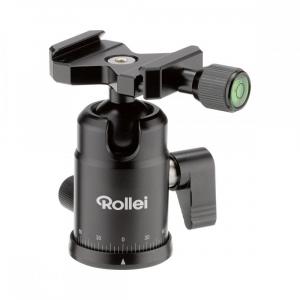 Rollei Compact Traveler No. 1 Carbon -  kit trepied + cap cu bila , negru [6]