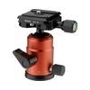 Rollei Compact Traveler No. 1 Carbon - kit trepied + cap cu bila , portocaliu / negru [7]