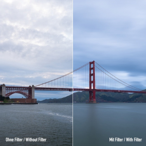 Rollei F:X Pro ND64 Neutral Density 150x150mm - filtru patrat 6 stopuri/1,83
