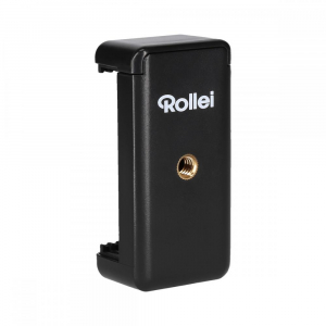 Rollei Smart Photo Selfie Stick cu suport de telefon si mini trepied ,  portocaliu/negru8