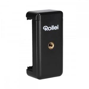 Rollei Smart Photo Selfie Stick cu suport de telefon si mini trepied , verde/negru6