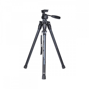 Rollei Smart Traveler Video - kit trepied + cap cu maneta , negru / argintiu0
