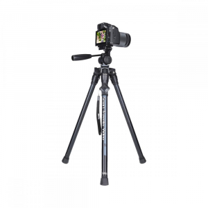 Rollei Smart Traveler Video - kit trepied + cap cu maneta , negru / argintiu5