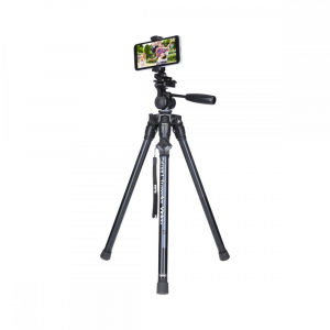 Rollei Smart Traveler Video - kit trepied + cap cu maneta , negru / argintiu4