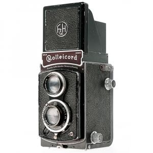 Rolleicord II Zeiss Triotar 3,5/75mm1