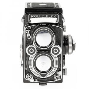 Rolleiflex 3.5 F ,Carl Zeiss-Plannar 1/3,5 F-75 mm1