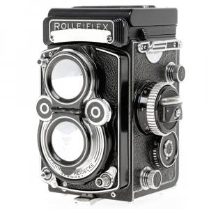 Rolleiflex 3.5 F ,Carl Zeiss-Plannar 1/3,5 F-75 mm2