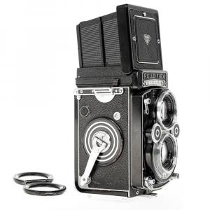 Rolleiflex 3.5 F ,Carl Zeiss-Plannar 1/3,5 F-75 mm5