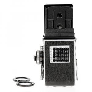 Rolleiflex 3.5 F ,Carl Zeiss-Plannar 1/3,5 F-75 mm4