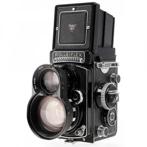 Rolleiflex 3.5 F ,Carl Zeiss-Plannar 1/3,5 F-75 mm7