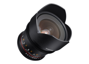 Samyang 10mm T3.1 VDSLR ED AS NCS CS II - Canon EF-S4