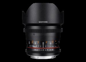 Samyang 10mm T3.1 VDSLR ED AS NCS CS II - Canon EF-S0