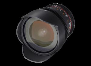Samyang 10mm T3.1 VDSLR ED AS NCS CS II - Canon EF-S3