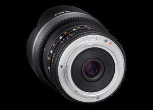 Samyang 10mm T3.1 VDSLR ED AS NCS CS II - Canon EF-S2