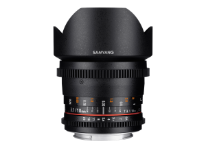 Samyang 10mm T3.1 VDSLR ED AS NCS CS II - Nikon0