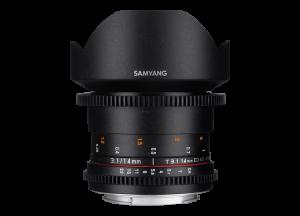 Samyang 14mm T3.1 VDSLR ED AS IF UMC II - Canon EF [0]