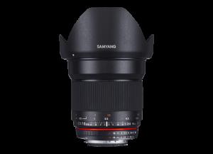 Samyang 16mm f/2 ED AS UMC CS - Canon EF-S0